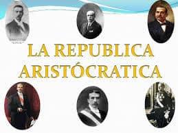 Presidentes republica aristocratica
