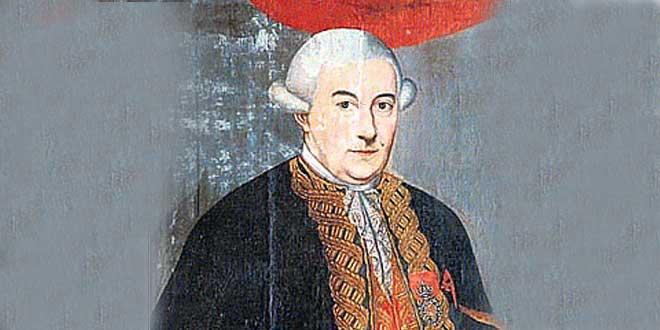 Agustin de Jauregui y Aldecoa