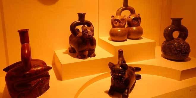 animales sagrados cupisnique