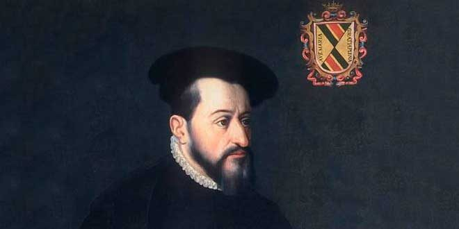 Antonio Mendoza y Pacheco