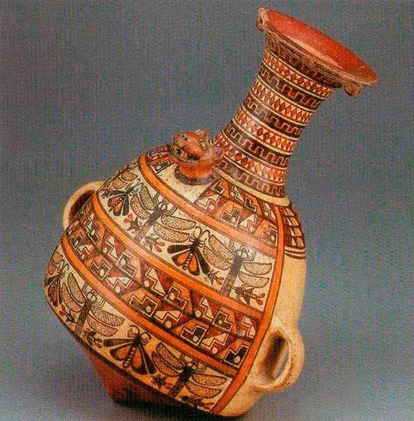 El arte en el imperio inca historia del per for Que es ceramica
