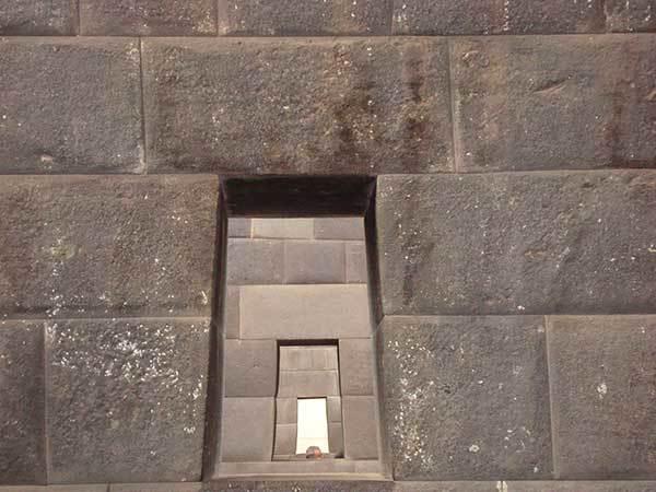 arquitectura trapezoidal