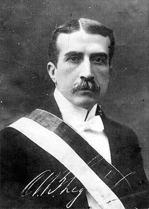 augusto leguia 1908