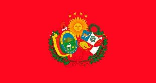 bandera confederacion peru boliviana