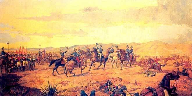 batalla ayacucho emancipacion