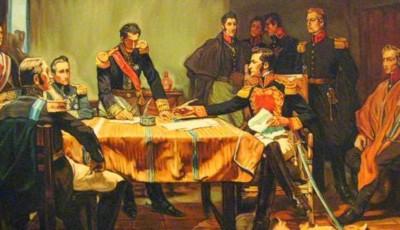 Capitulación de Ayacucho