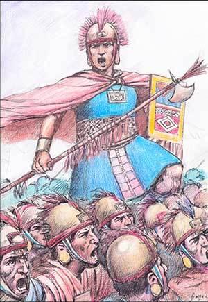 batalla inca