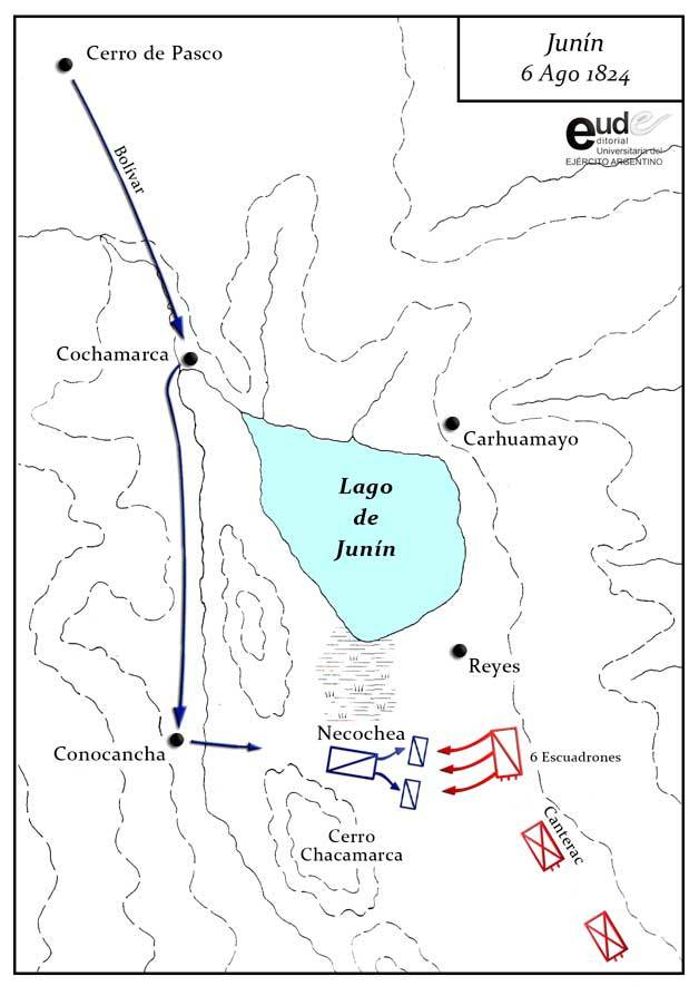 La Batalla de Junín | Historia del Perú