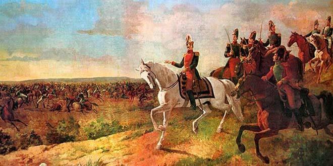 batalla junin peru independencia