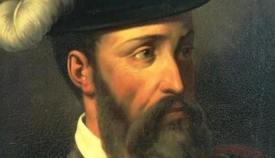 Francisco Pizarro en la Capitulación de Toledo