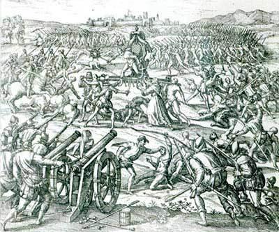 captura de atahualpa conquista peru