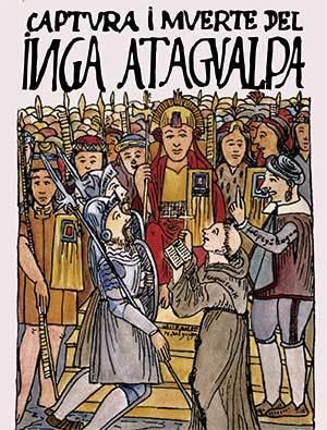 captura y muerte de atahualpa