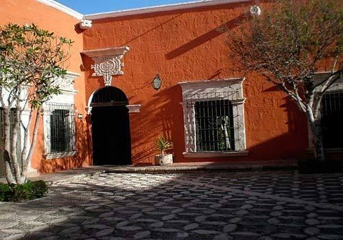 casa arequipa colonia arquitectura