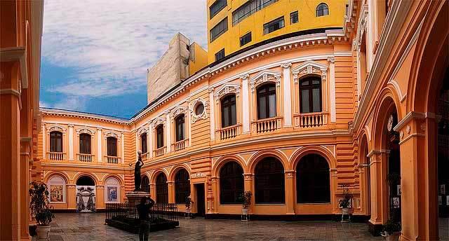 El arte en el siglo xix historia del per for Arquitectura quechua