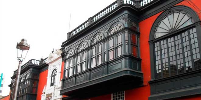 Casa de Jose de la Riva Agüero