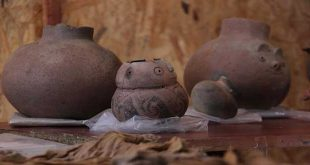 Ceramica de la cultura Gallinazo