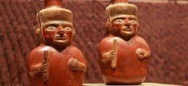 Cerámica de la cultura Wari
