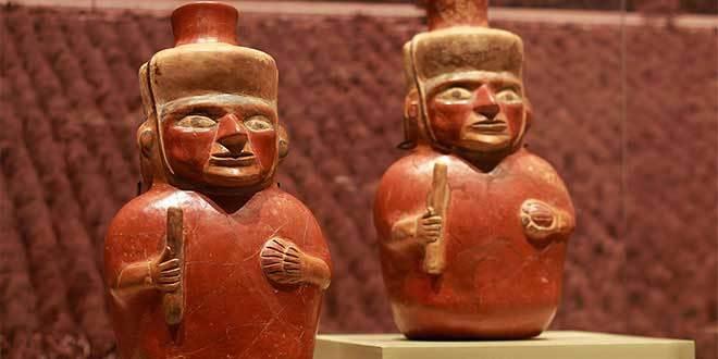 ceramica cultura wari huari