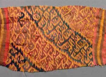 Arte textil de la Cultura Chancay