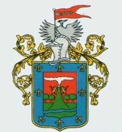 escudo arequipa colonia peru