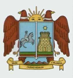 escudo jauja colonia peru