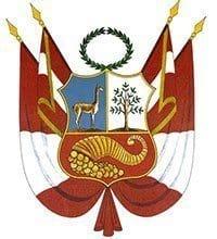 escudo nacional peru actual