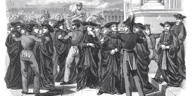 """Resultado de imagen de expulsión de los jesuitas 1820"""""""