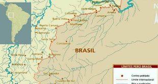 frontera peru brasil portada
