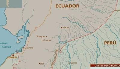frontera peru ecuador portada