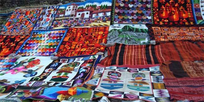 imperio inca arte textil