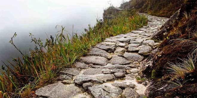 imperio inca camino vial
