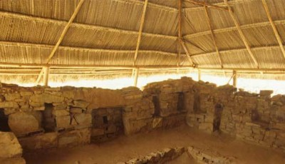 kotosh o templo de las manos cruzadas