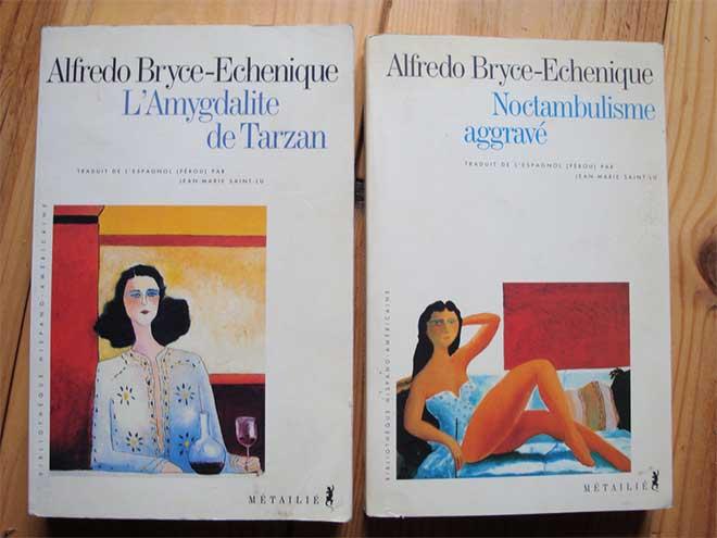 Libros de Alfredo Bryce Echenique