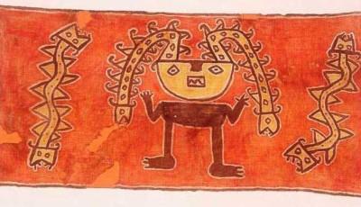manto cultura chancay