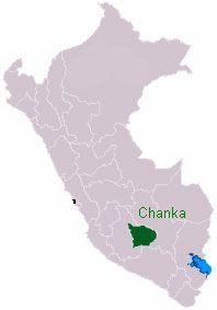 mapa cultura chanca