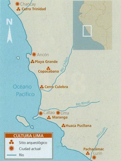 mapa cultura lima