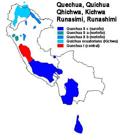 mapa runa simi