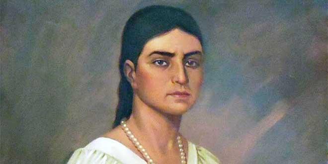 María Parado de Bellido | Historia del Perú Maria Carta