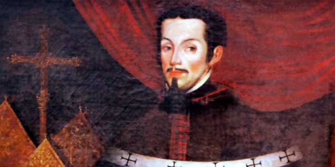 Photo of Melchor de Liñán y Cisneros