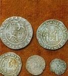 monedas virreinato