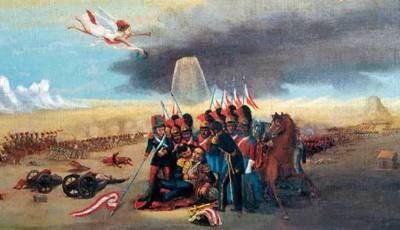 muerte gamarra peru bolivia batalla ingavi