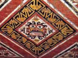 Murales de la Cultura Mochica