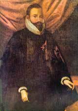 Blasco Nunez de Vela Primer Virrey del Peru