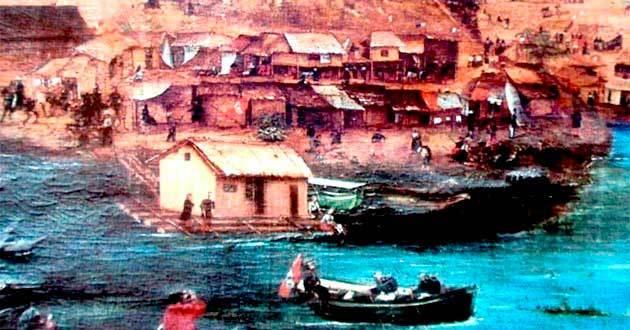 ocupacion guayaquil peru
