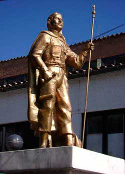 Monumento de Pedro Pablo Atusparia