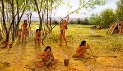primeros pobladores peru