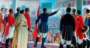 proclamacion independencia peru