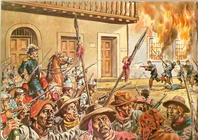rebelion indigena