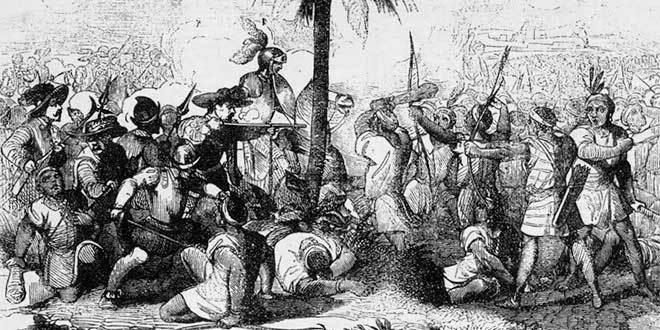 Resistencia de los Incas de Vilcabamba