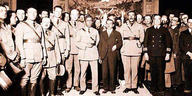 sanchez cerro junta militar 1930